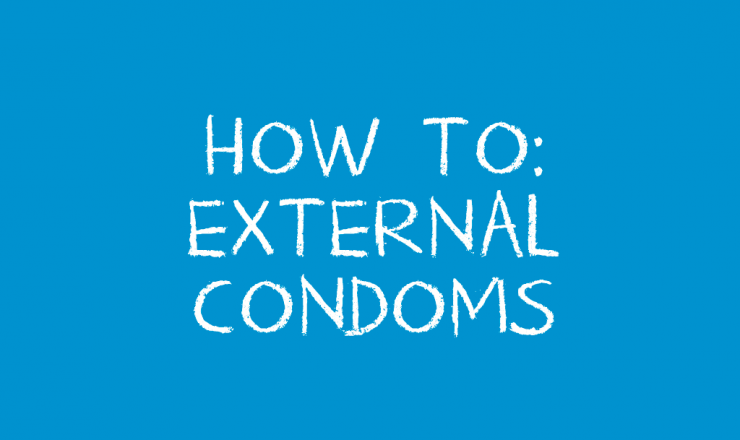 HowToExternalCondoms