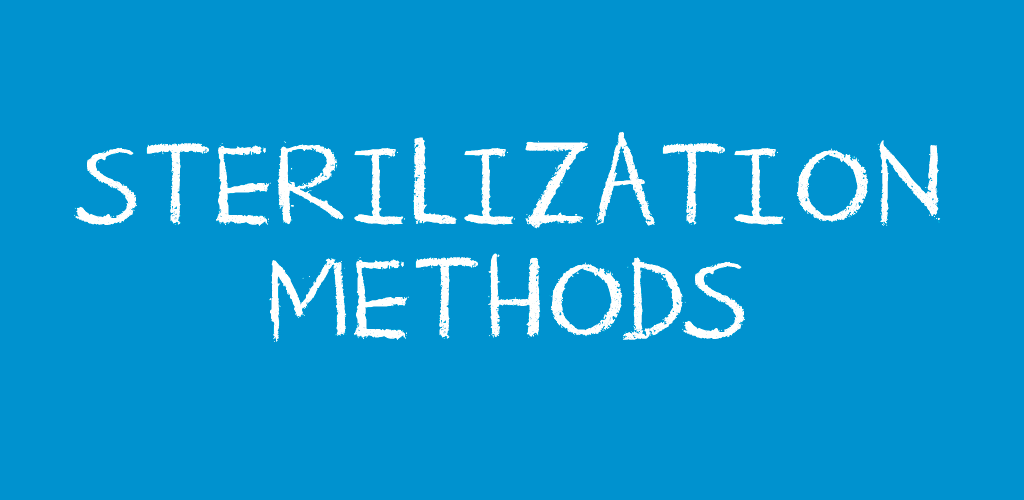 SterilizationMethods