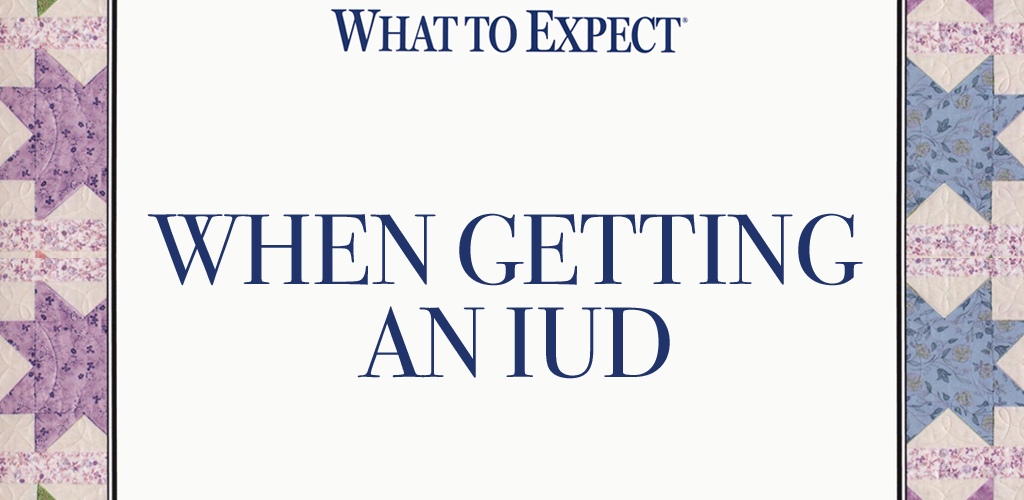 Iud back pain