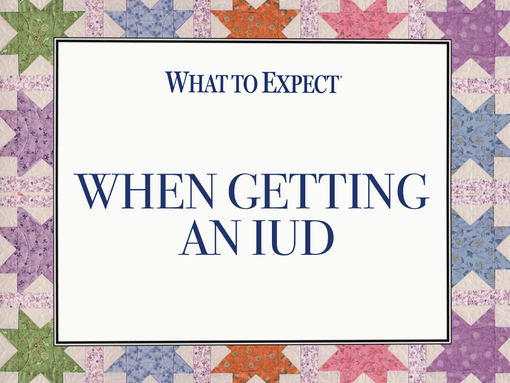 What To Expect When Getting An IUD - Teen Health Source